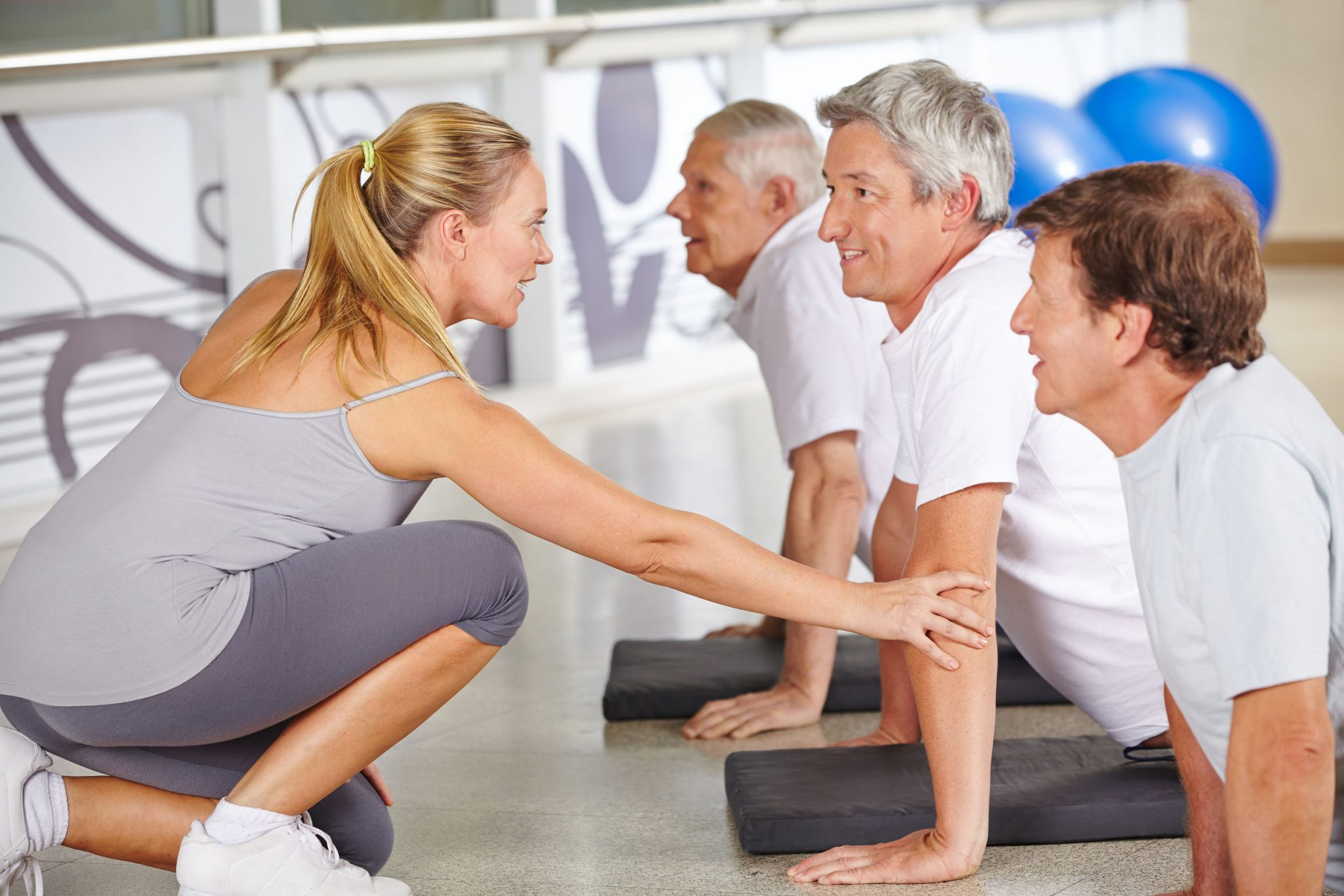 Keep doing the things you love! Here are five ways seniors can stay fit.